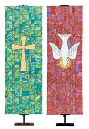 Easter Church Banner Patterns Banners Symbols Of The