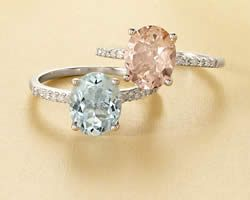 Non Diamond Engagement Ring Choices