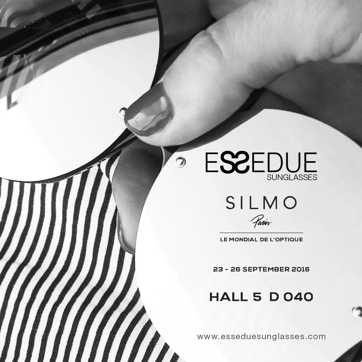 #silmoparis #silmo #essedue #esseduesunglasses #design #handmadeinitaly #sunglasses #eyeglasses #opticalfair