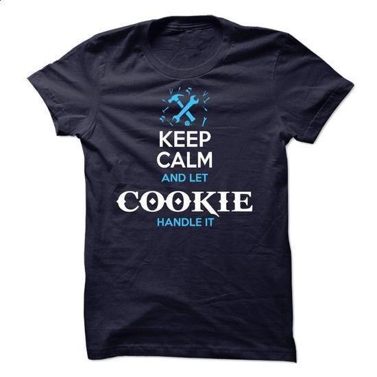 Cookie - #cute tee #hoodie diy. ORDER HERE => https://www.sunfrog.com/Names/Cookie.html?68278