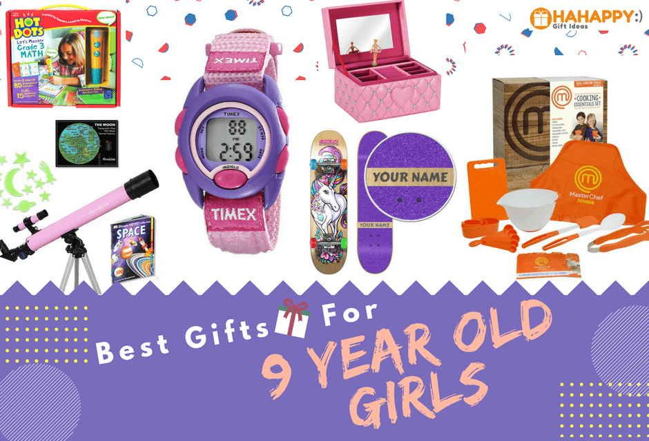 Need Some Great Gifts For The Special Girl Age 9 On Your