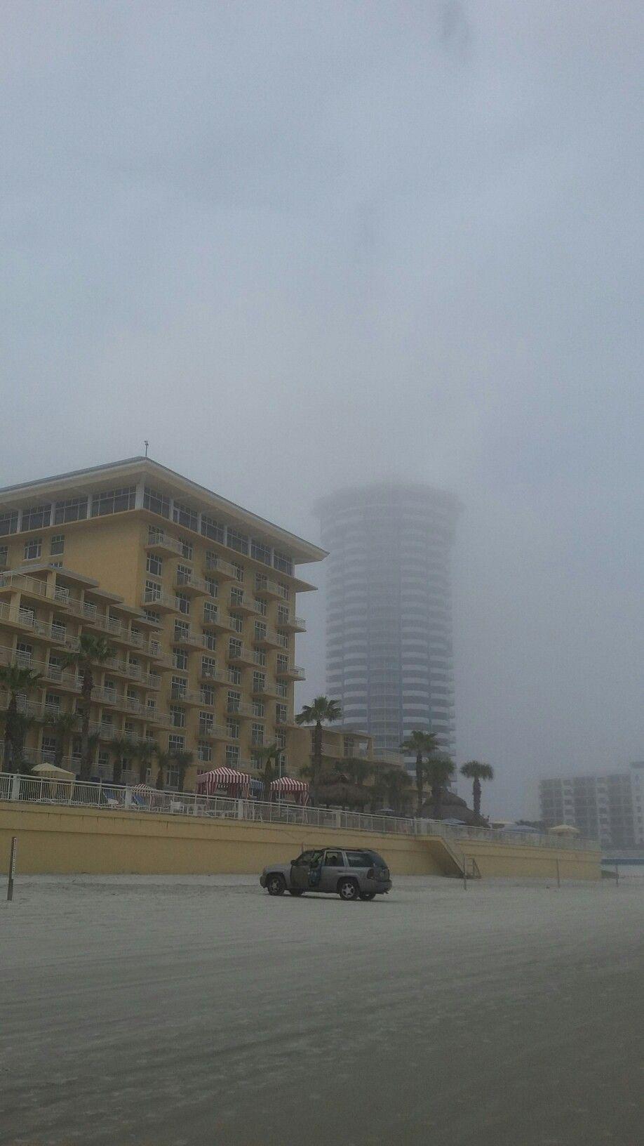 Love the sea fog Daytona beach florida, Florida beaches