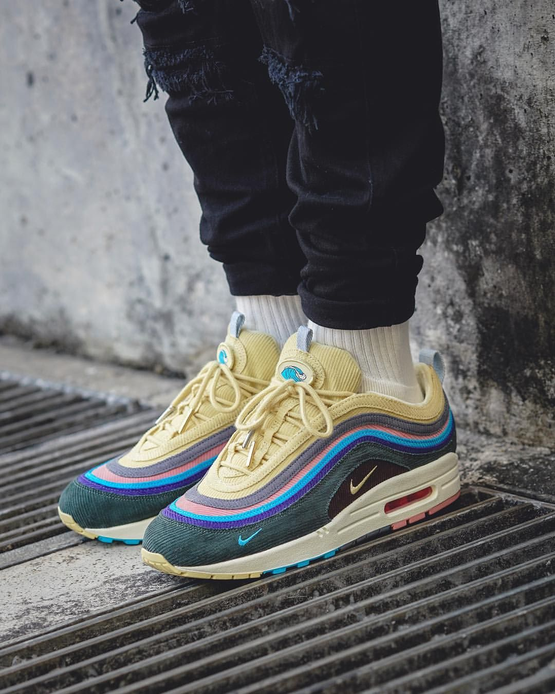 best website e3a82 42fbf Sean Wotherspoon x Nike Air Max 971
