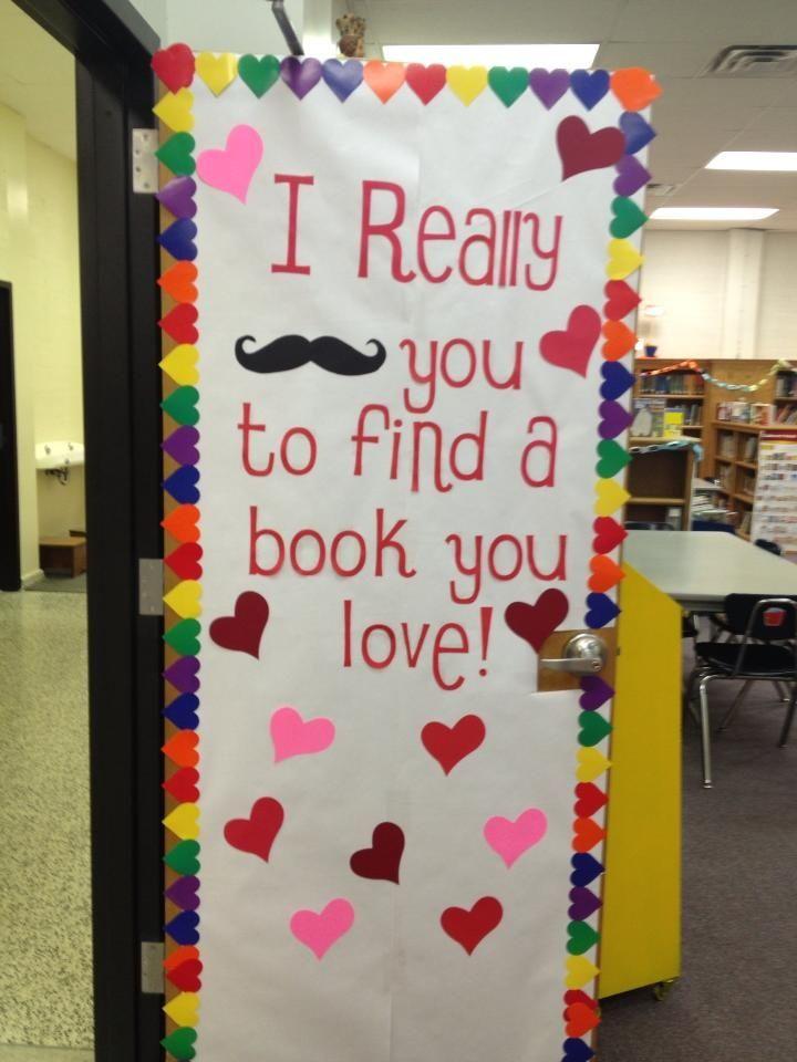Ideas Libraries Bulletin Doors Decor Schools