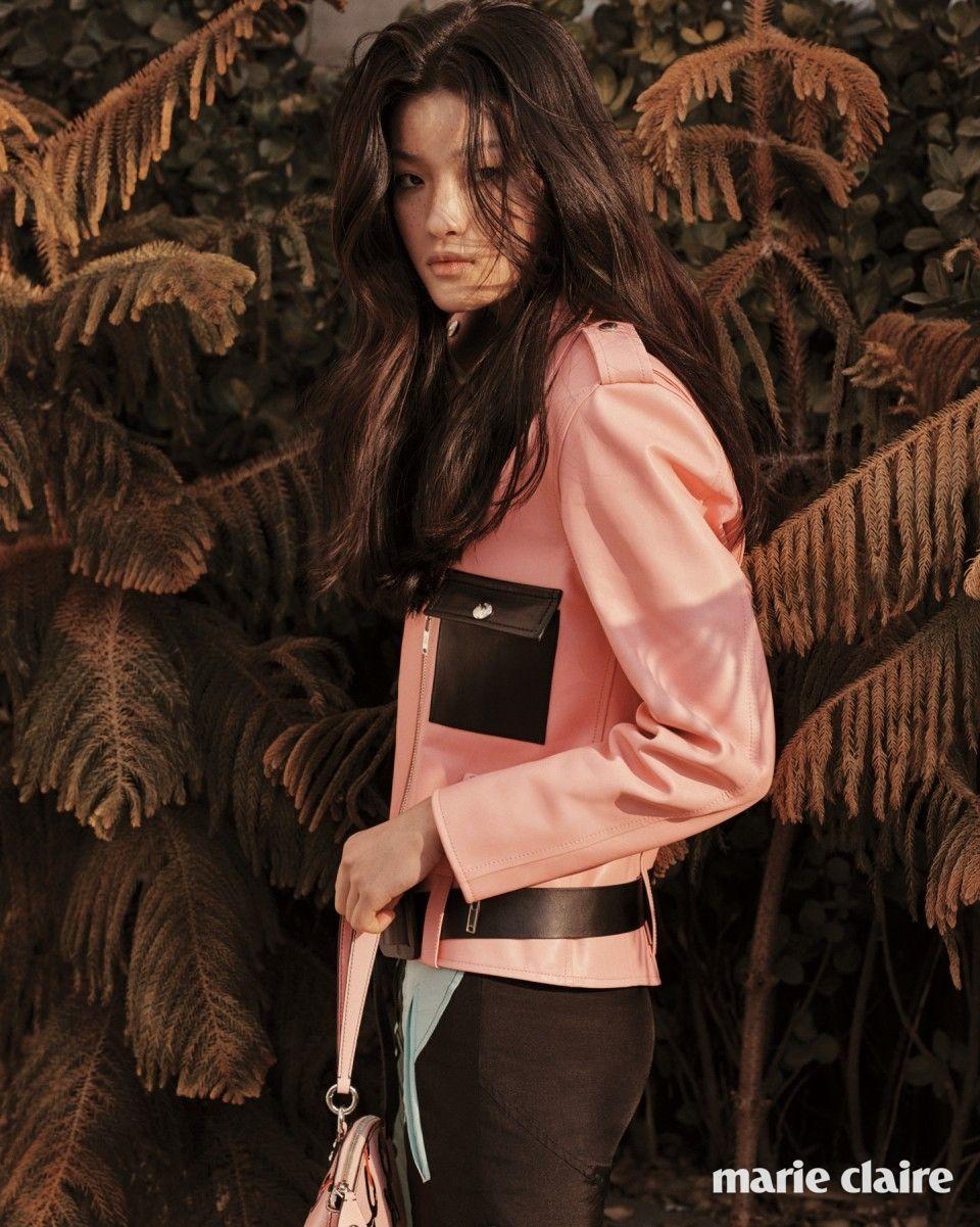 Seo Yu-jin // Marie Claire Korea