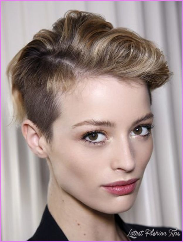 Nice Hairstyles cute hairstyles for lazy girls Nice Hairstyle For High Cheekbones