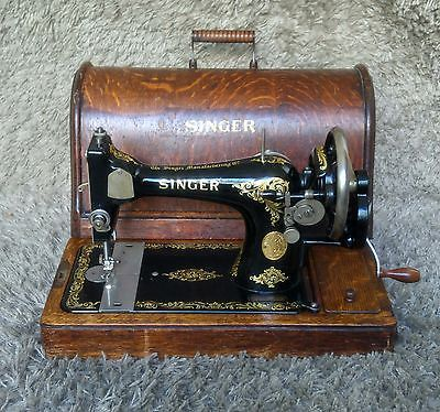 Singer 40K Antique Sewing Machine Clydebank Scotland 40 Interesting Who Makes Singer Sewing Machines Now