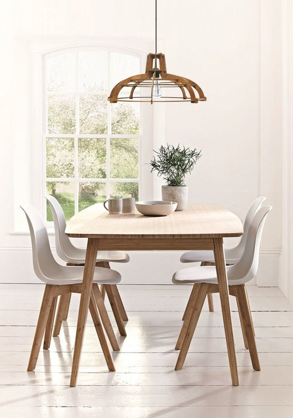 Wood Pendant Lamp Farmhouse Chandelier Kitchen Island Lighting Etsy Scandinavian Dining Room Dining Room Design Dining Room Table