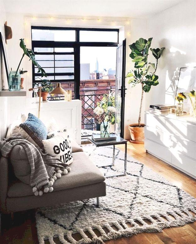 45 Studio Apartment Decorating Ideas #studioApartmentDesign studio