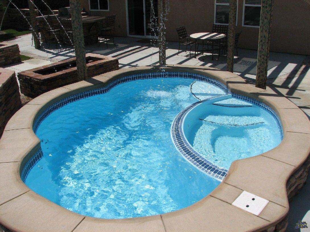 Fiberglass Pools By San Juan Crystal Beach Gunite Swimming Pool Fiberglass Pools Small