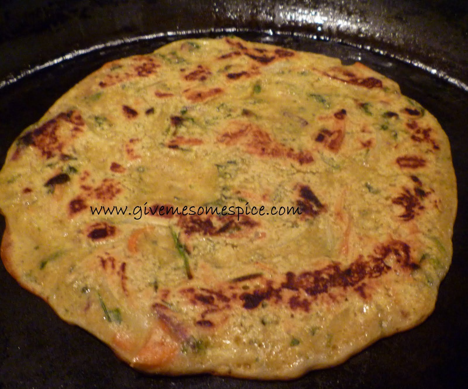 Savoury pancakes or gujarati pudlas made with vegetables and savoury pancakes or gujarati pudlas made with vegetables and chickpea flour authentic vegetarian recipes traditional indian food step by step recipes forumfinder Gallery