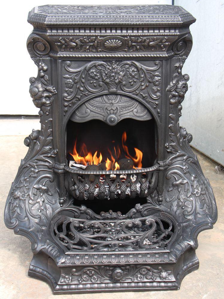 Godin Lemaire £1795 | Poêles et cuisinières anciens | Pinterest ...