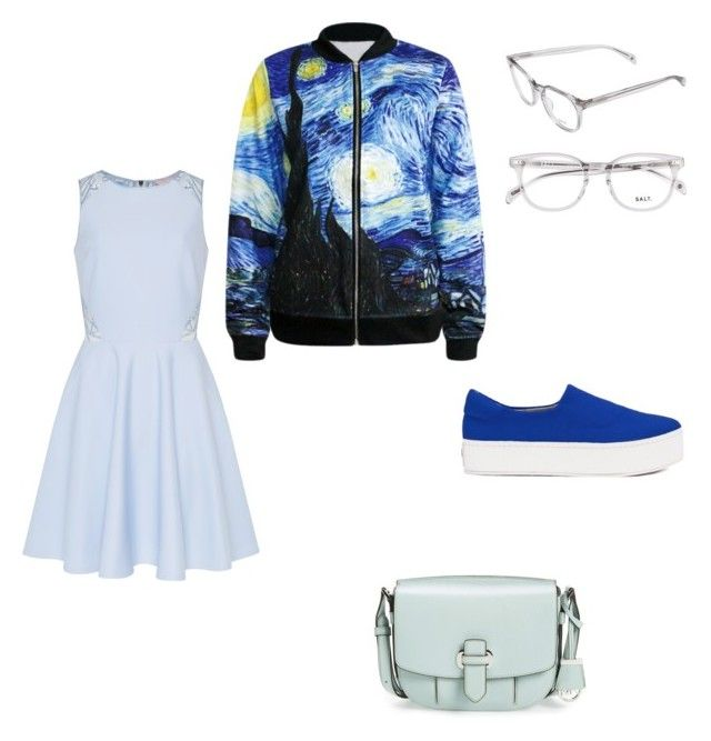 """""""Untitled #257"""" by missweasley-899 ❤ liked on Polyvore featuring Opening Ceremony, Ted Baker and MICHAEL Michael Kors"""