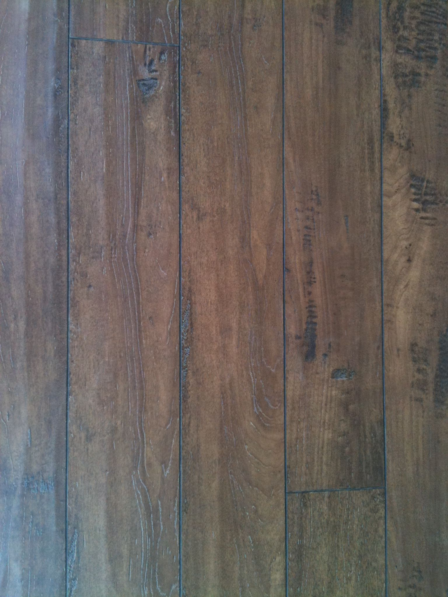 Eternity Laminate Flooring 12mm Frontier Collect Distressed Wallnut Saddle