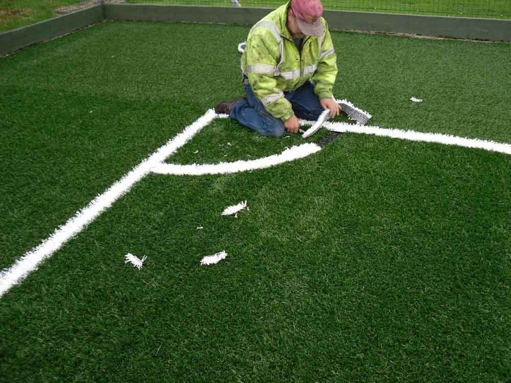 Surface Engineering Fake grass for dogs, Artificial