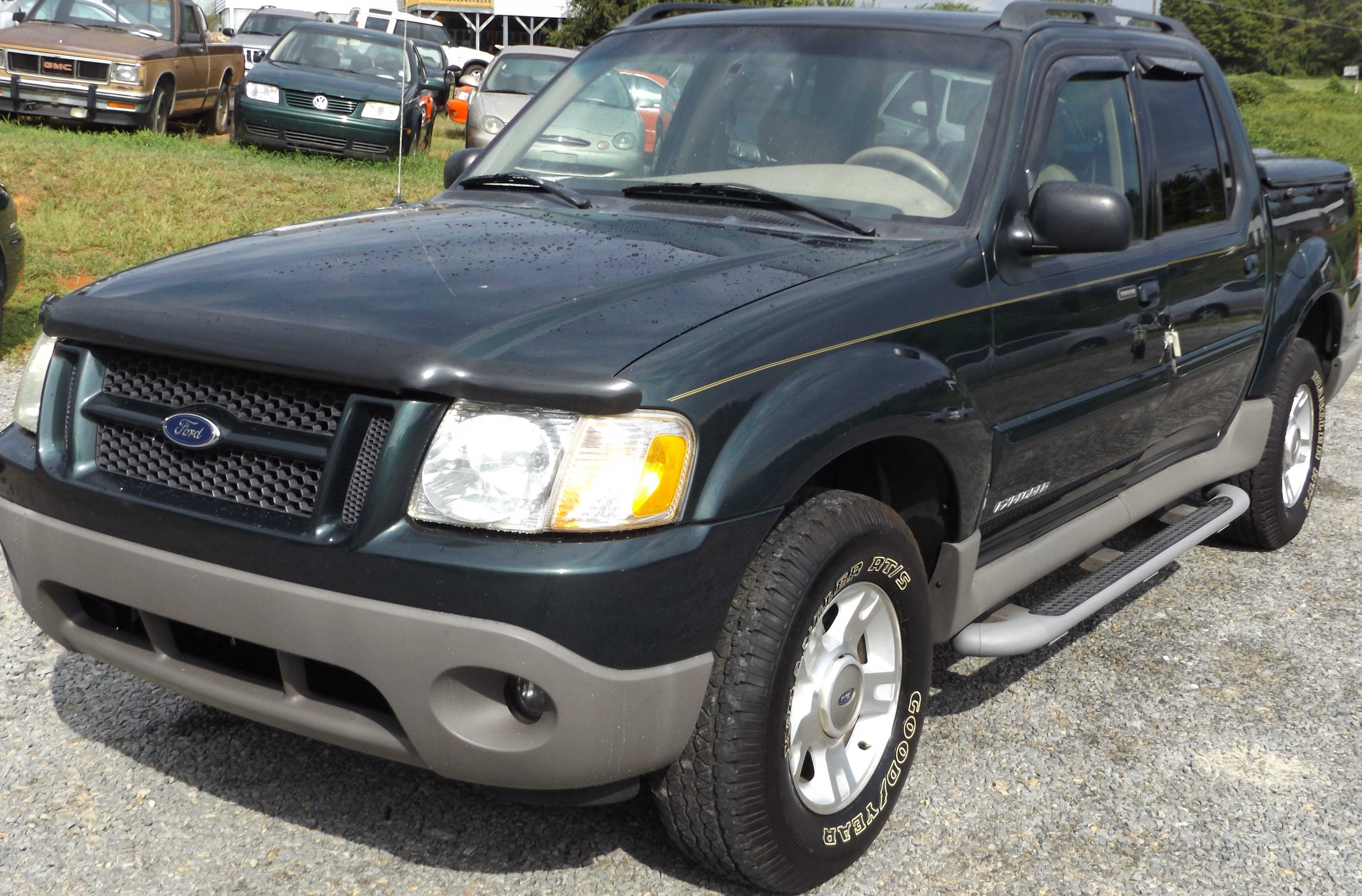 2002 Ford Explorer Sport Trac for $4,100 00  Golden Auto Sales