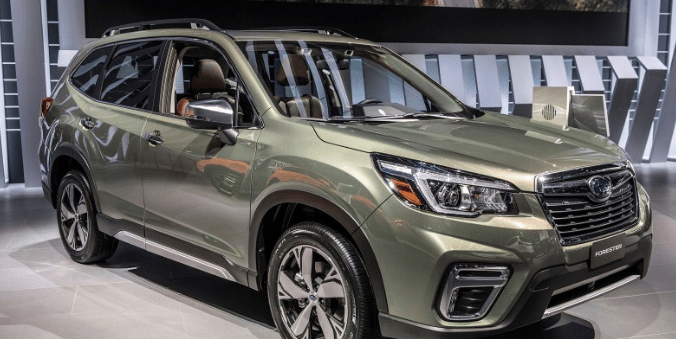 2020 Subaru Forester Sport, Design, Powertrain, And Price