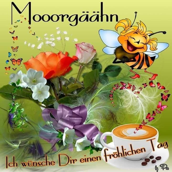 Guter Spruch Guten Morgen Grüße Kostenlos Guten Morgen