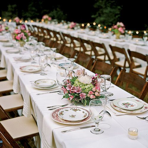 Inexpensive Catering Ideas For Weddings: Wedding Reception Decorations On A