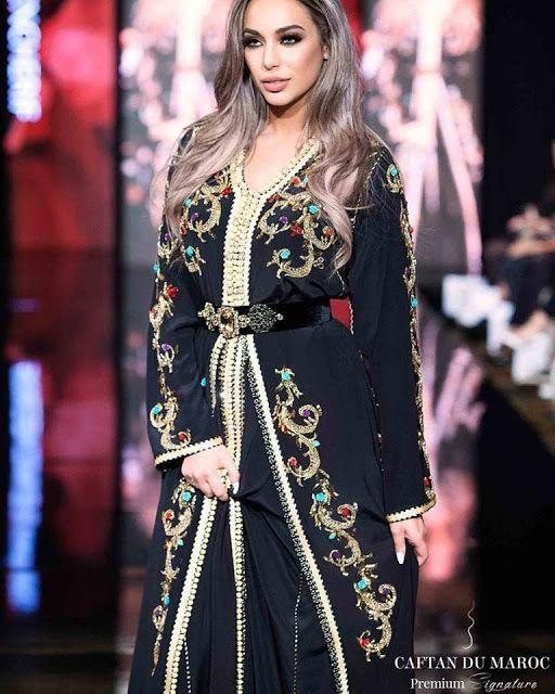 caftan 2018 luxueux vente takchita en france maroc en 2018 caftan marocain pinterest. Black Bedroom Furniture Sets. Home Design Ideas