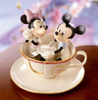 Minnie And Mickey Cake Topper