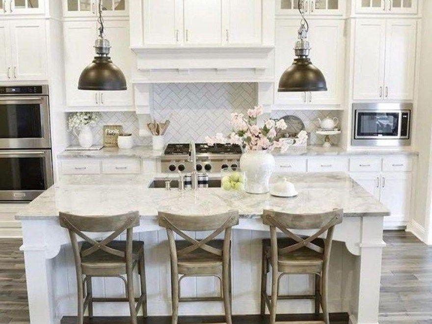 Középkori modern konyhai tervezési ötletek