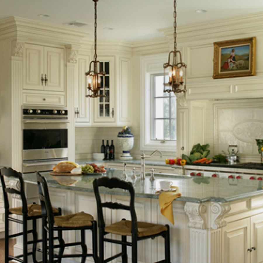 9 Easy Kitchen Lighting Fixture Designs To Complement The Spa In ...