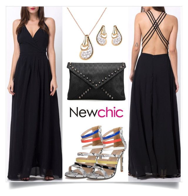"""Newchic7"" by merisa-imsirovic ❤ liked on Polyvore"