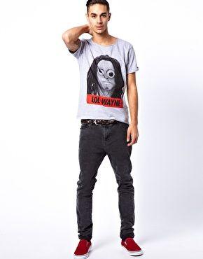 Agrandir Two Angle - Lol Wayne - T-shirt