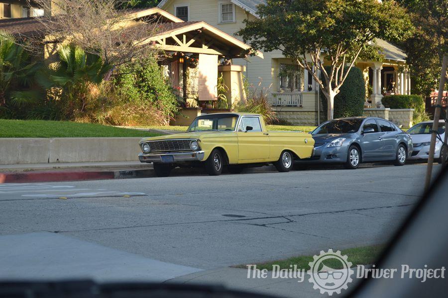 Street Spot: Ranchero