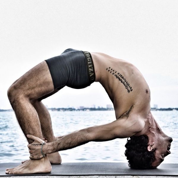 Most Effective Yoga Poses For Sex For Men