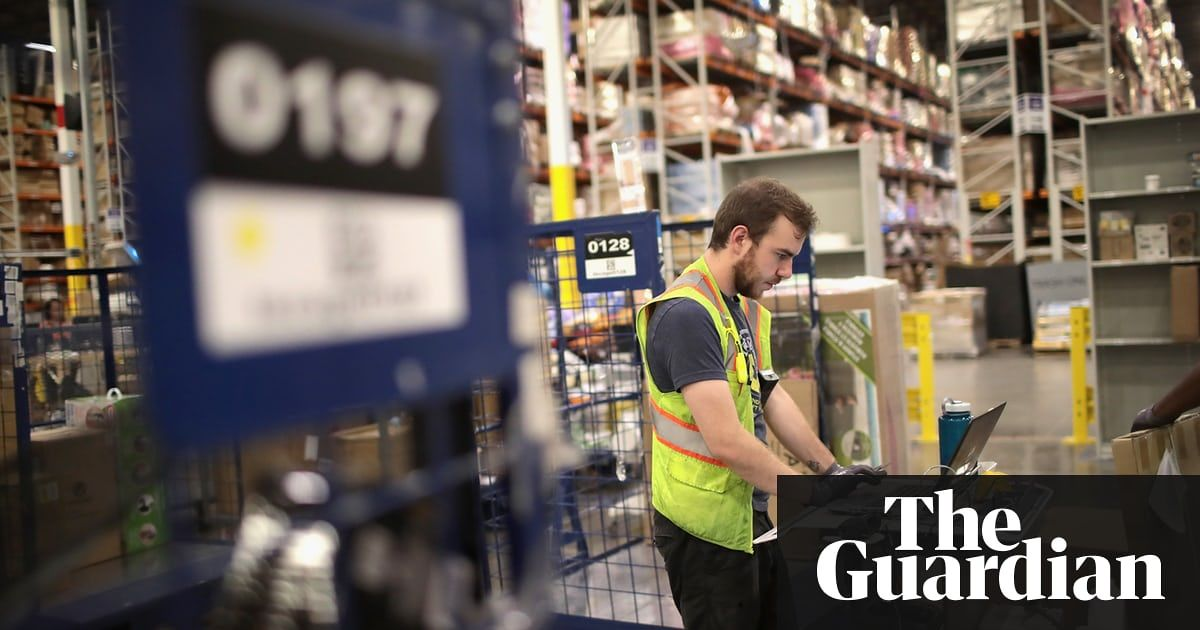Amazon Patents Wristband That Tracks Warehouse Workers Movements