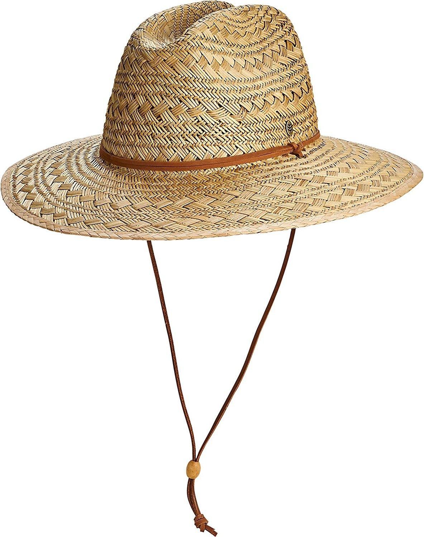 be688f02d Hats & Caps, Men's Hats & Caps, Sun Hats, UPF 50+ Men's Straw Beach ...