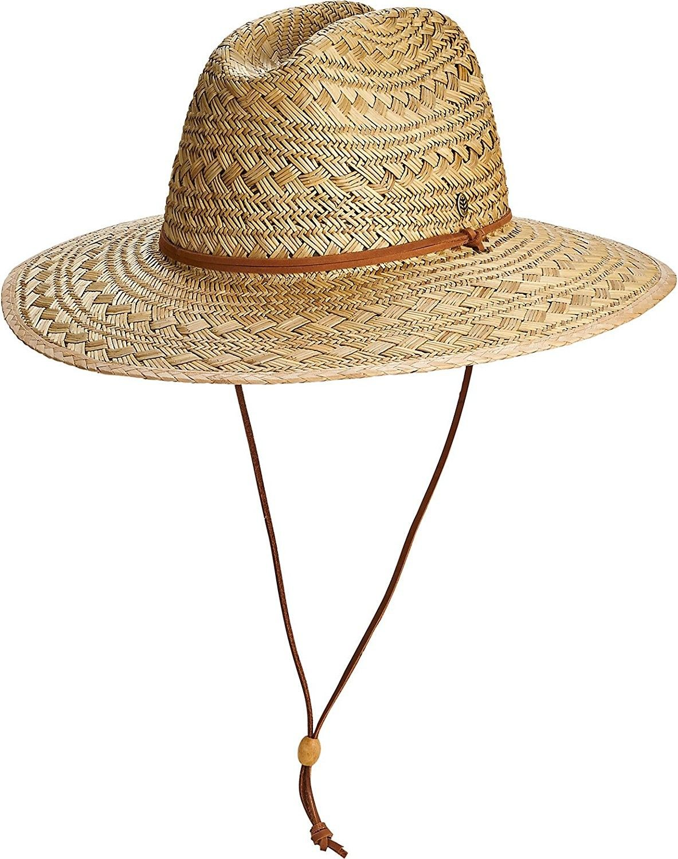 Upf 50 Men S Straw Beach Hat Sun Protective Natural Cp12egddu37 Mens Beach Hats Mens Sun Hats Straw Hat Beach