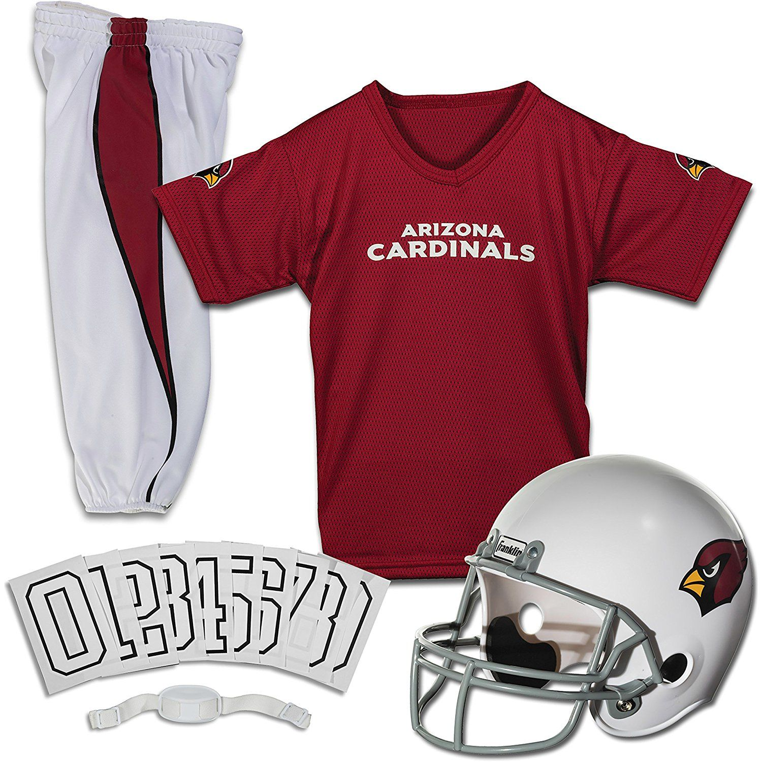Franklin sports nfl deluxe youth uniform set read more