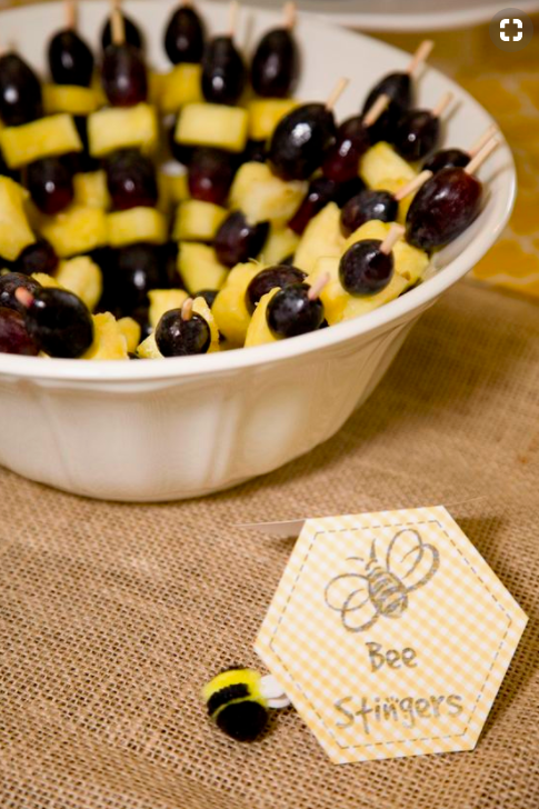 Everyone Loves A Baby Shower Fruit