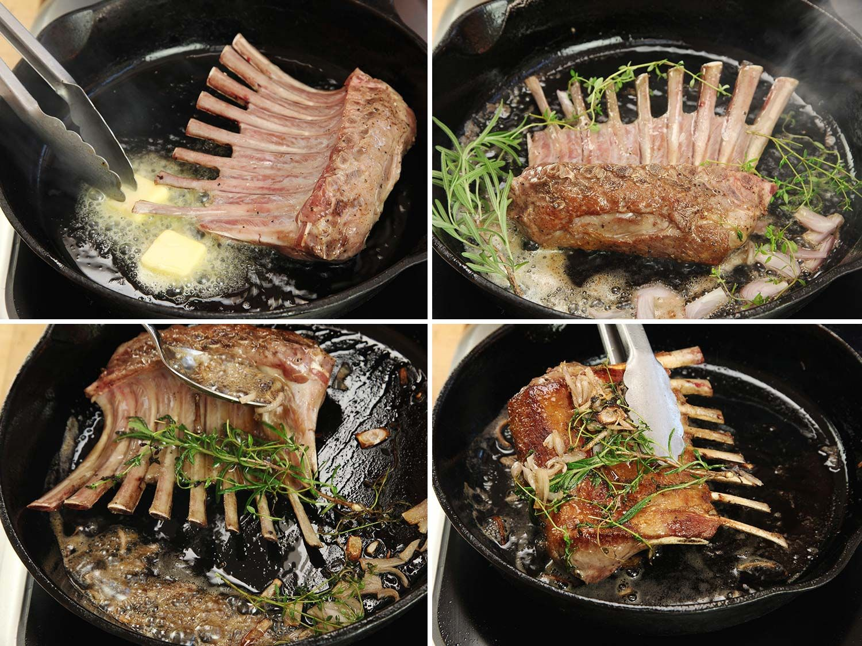 How To Cook Sous Vide Rack Of Lamb Lekker Eten Voorgerechten En