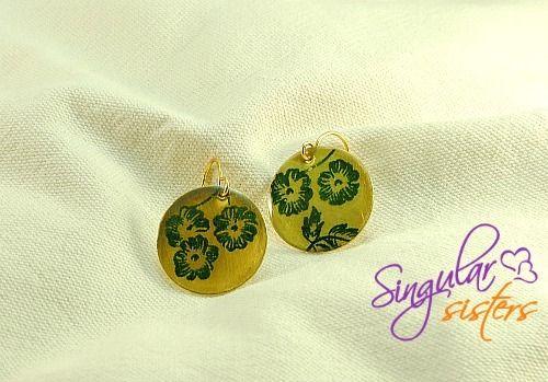"""Colección """"Recuerdos"""" - 096 de Singular Sisters por DaWanda.com €15"""