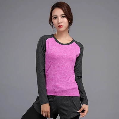 Plus Size T Shirt Women Breathable Elasticity 2018 Autumn Fashion Long Sleeve T-Shirt Femme Sexy Casual Funny Tshirt Big Size