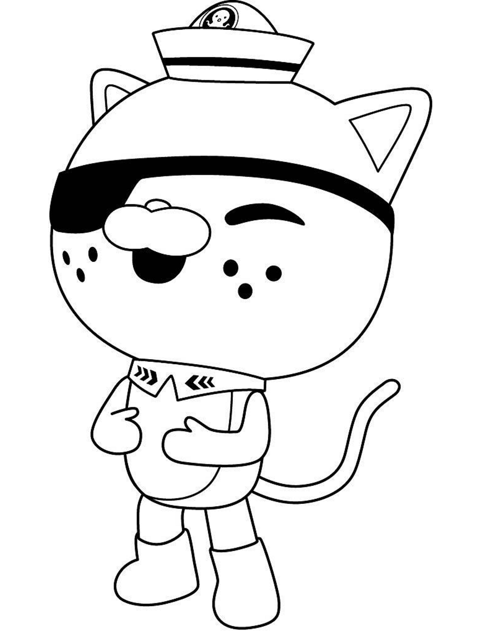 Happy Kwazii Page Coloring Pages Coloring Books Coloring Pages For Kids