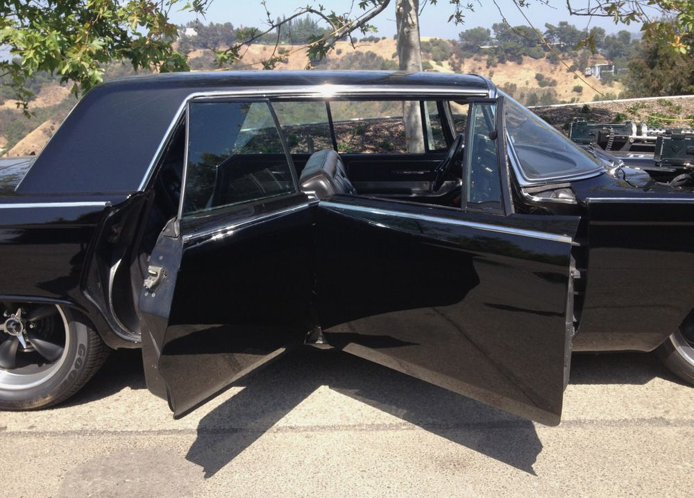 1965 Chrysler Crown Convertible W White Leather Interior Let
