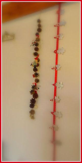 Decorazione natalizia riciclosa con brick succhi di frutta - Mammaeco