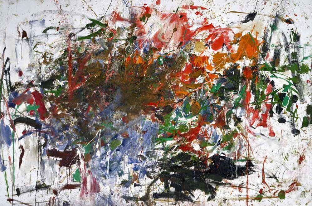 Image Result For Joan Mitchell Paintings