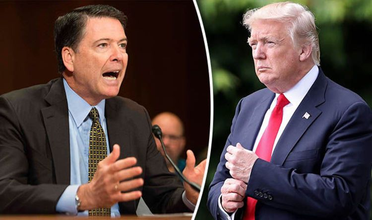 Comey goes on the attack: Ex-FBI chief says Donald Trump demanded loyalty