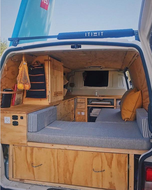 vanlife pinterest campingbus wohnwagen wohnmobil. Black Bedroom Furniture Sets. Home Design Ideas