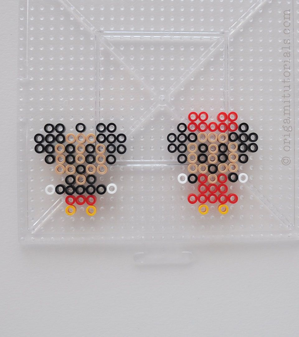 Easy Perler Bead Patterns Unique Inspiration Ideas