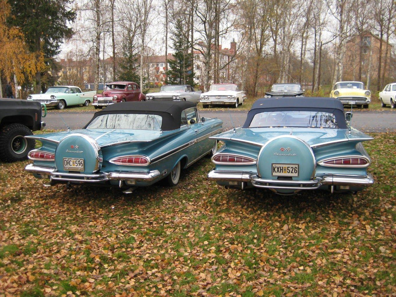 Foto i Min Chevrolet Impala 1959 - Google Foto
