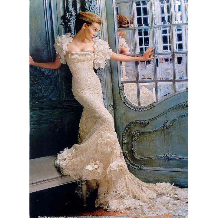 20 Magic wedding dresses ‹ ALL FOR FASHION DESIGN