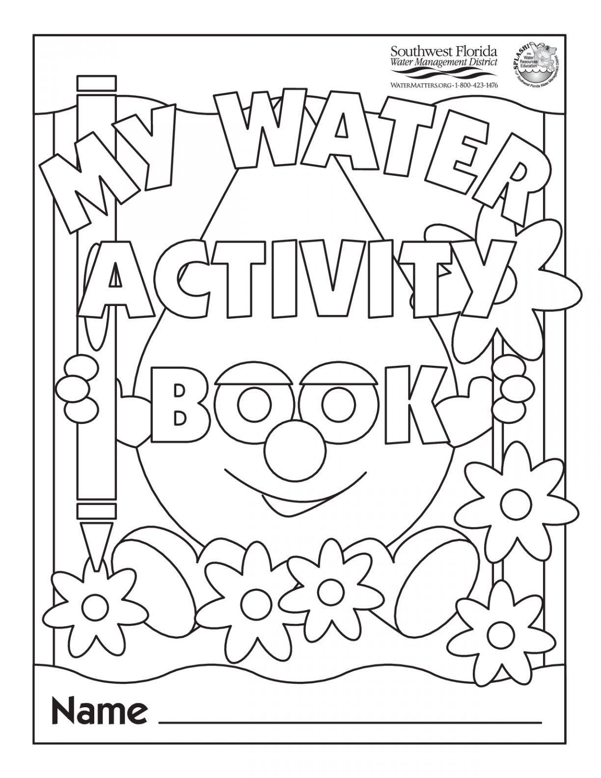 Printable Water Cycle Worksheets For Preschools Water Cycle