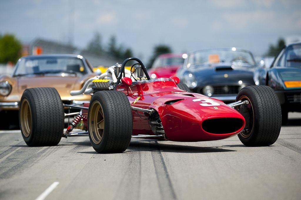 1968 Ferrari 312/68